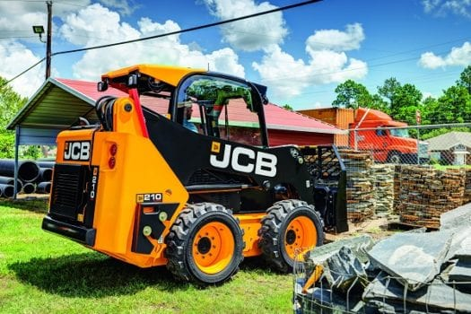 JCB 210 Skid Steer 3