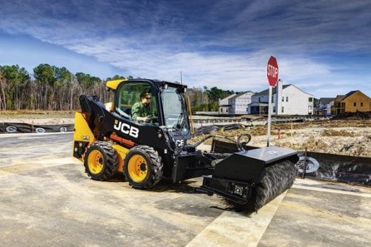 JCB 215 Skid Steer Loader 2