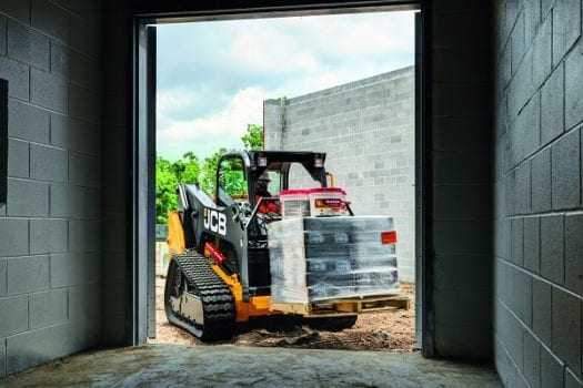 JCB 215 Skid Steer Loader 3