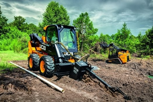 JCB Skid Steer Loader 270 SSL 1