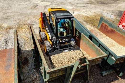 Hunter JCB Skid Steer Loader JCB 250 SSL 1