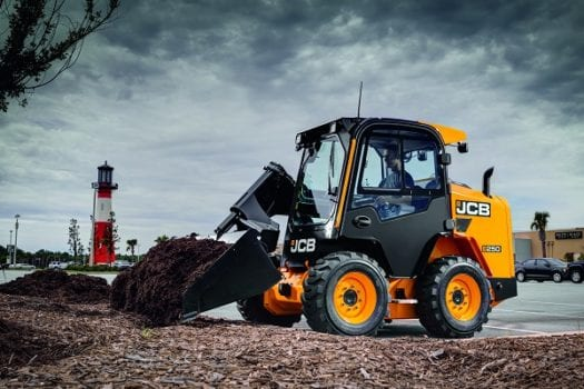 Hunter JCB Skid Steer Loader JCB SSL