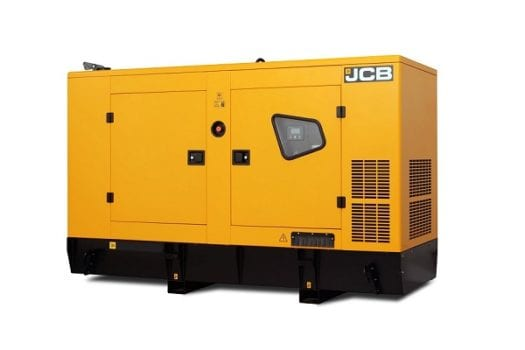 Hunter JCB 20-45 kVA Generators 1