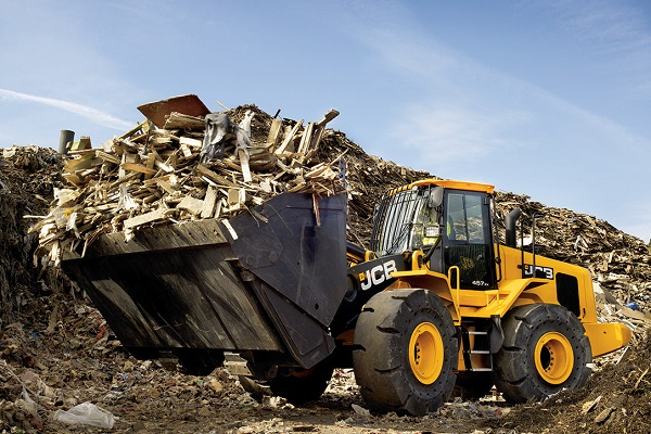 JCB Front End Loaders