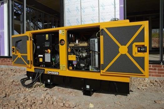 Hunter JCB 20-45 kVA Generators 4