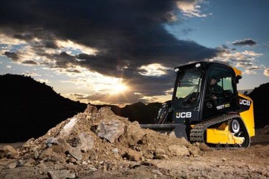 JCB 150T Compact Track Loader 1
