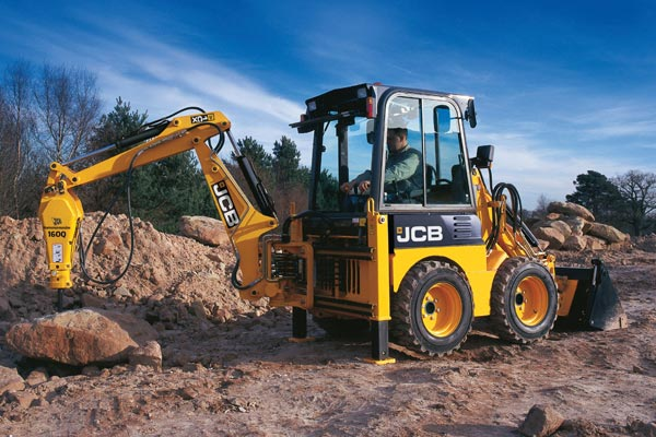 JCB 1CX Backhoe