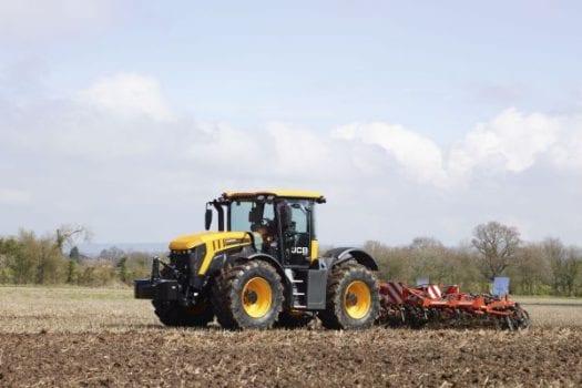 JCB Fastrac Tractor 4220