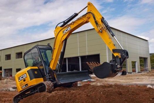 JCB 65R-1 Mini Excavator 3