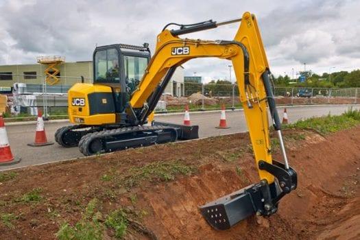JCB 65R-1 Mini Excavator 4