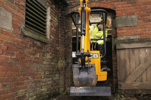 JCB 8008 Mini Excavator