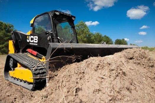 JCB 320T Compact Track Loader CTL 2