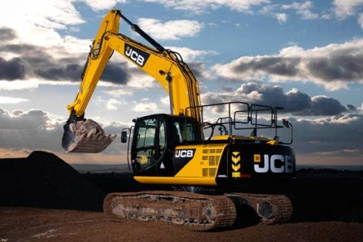 JCB JS 220LC Excavator 1