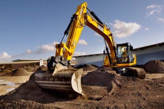 JCB JS200SC Excavator 1