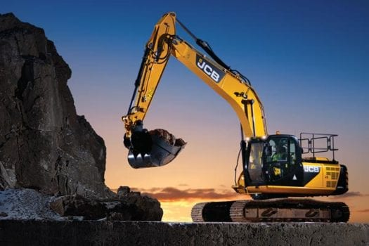 JCB JS200SC Excavator 3