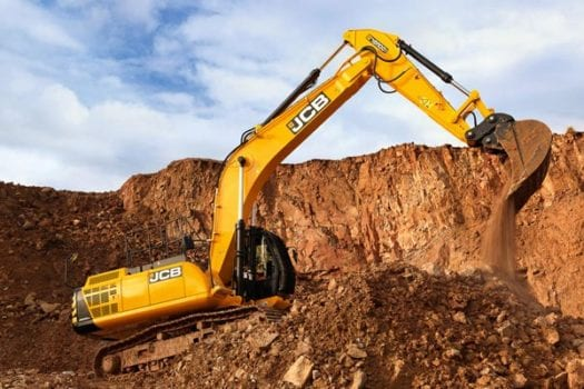 JCB JS 300LC Excavator