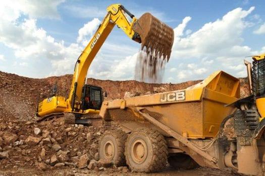 JCB JS 300LC Excavator 4