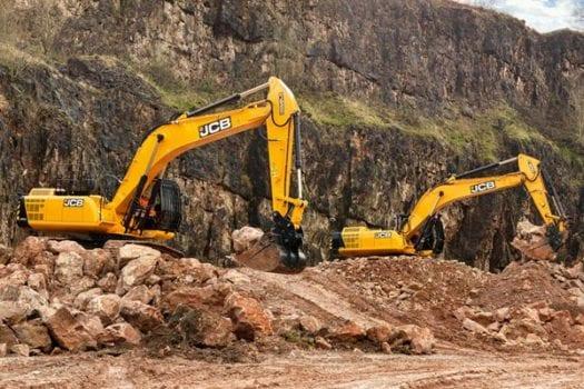 JCB JS 240LC Hydraulic Tracked 24t Excavator 3