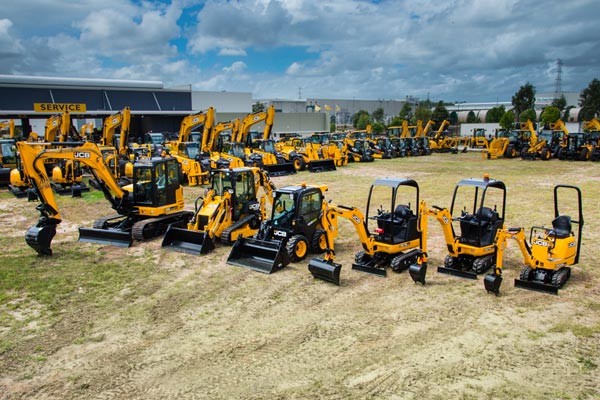 JCB Mini Excavators