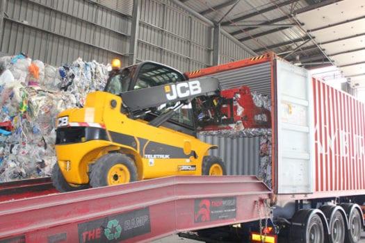 JCB Teletruk Telecopic Forklift Hunter JCB 3