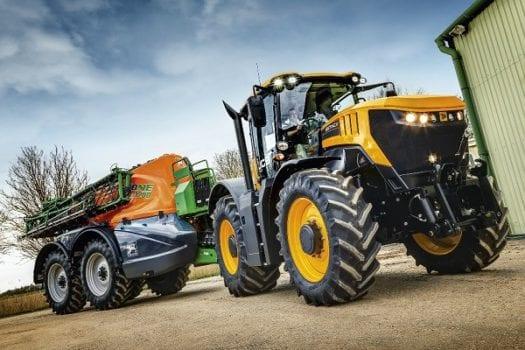 JCB Tractor 8330 Fastrac