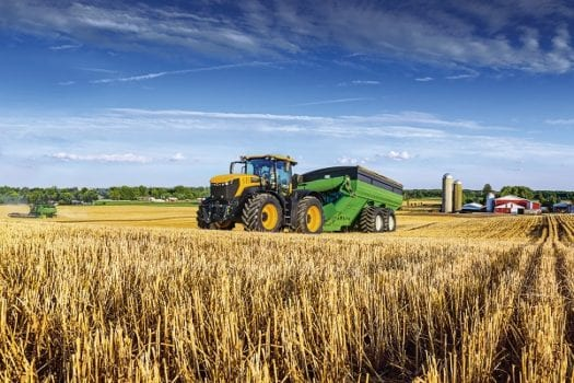 JCB Tractor 8330 Fastrac 2