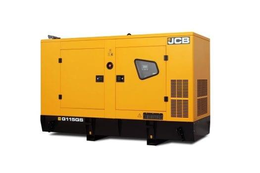 Hunter JCB 65-140 KVA Generators