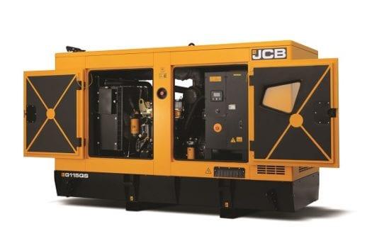 Hunter JCB 65-140 KVA Generators 2