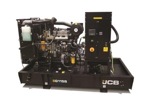 Hunter JCB 65-140 KVA Generators 3