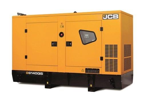 Hunter JCB 165-220 KVA Generator Range 1