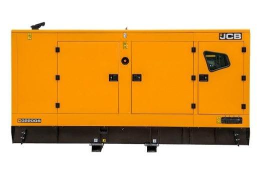 Hunter JCB 165-220 KVA Generator Range 2