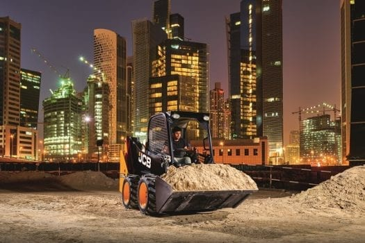 JCB Skid Steer Loader 155 3