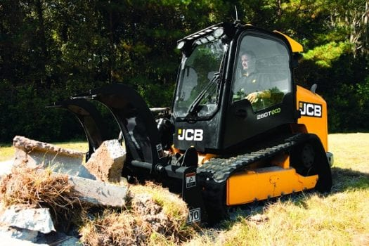 Hunter JCB 330 Skid Steer Loader SSL 3