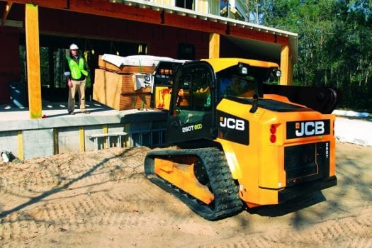 Hunter JCB 330 Skid Steer Loader SSL 4