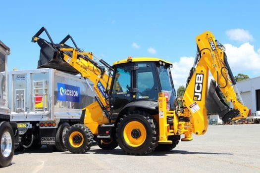 JCB 3CX Backhoe Loader 2