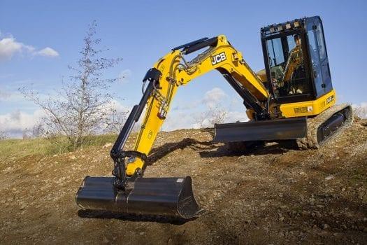 JCB-48Z-I Compact Excavator Newcastle