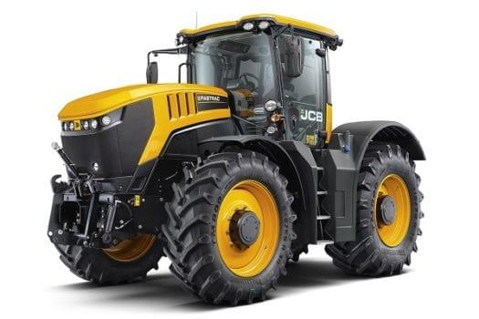 JCB Tractor 8330 Fastrac 4