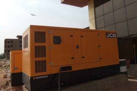 JCB Diesel Generator Scania 3