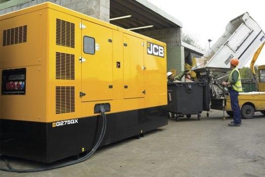 JCB Diesel Generator Scania 1