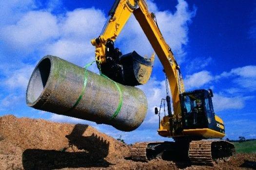 JCB JS200LC Excavator 1
