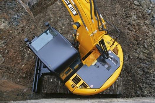 JCB JZ140DLC Excavator