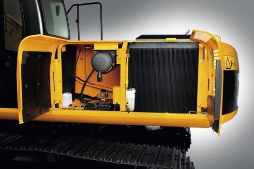JCB JS 240LC Hydraulic Tracked 24t Excavator 4