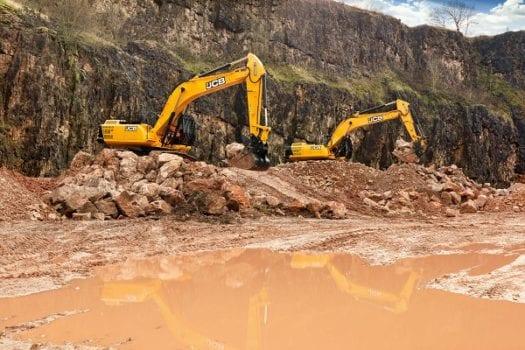 JCB JS 300LC Excavator 2