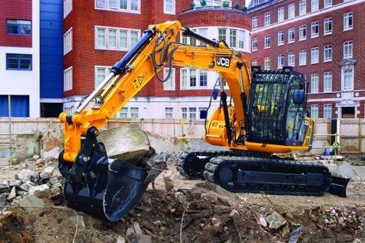 JCB JS 130LC Excavator 13 Tonne 4