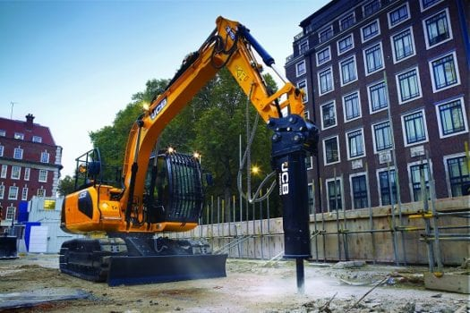 JCB JS 130LC Excavator 13 Tonne 3