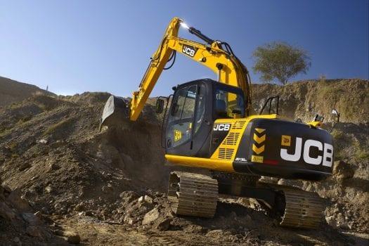 JCB JS 130LC Excavator 13 Tonne 2