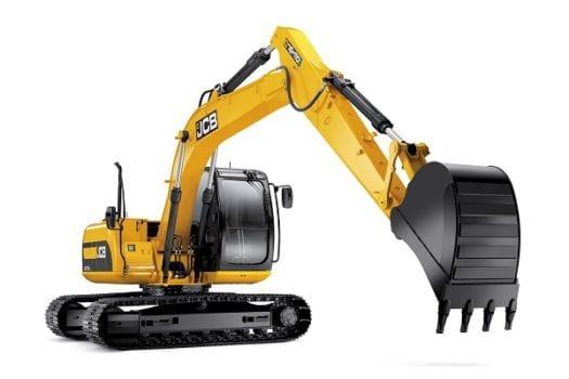 JCB JS 130LC Excavator 13 Tonne 1