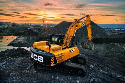 JCB JS 300LC Excavator 30 Tonne 1
