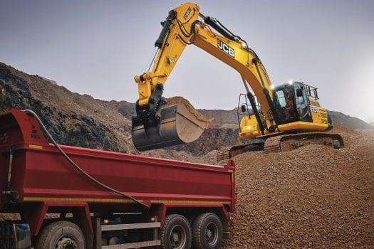 JCB JS 370LC Excavator 30 Tonne 1