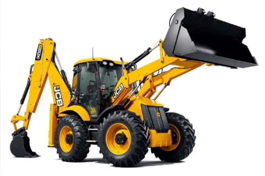 JCB-5CX-Backhoe